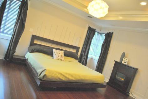 King Size Floating Platform Bed Plans Plans Diy How To