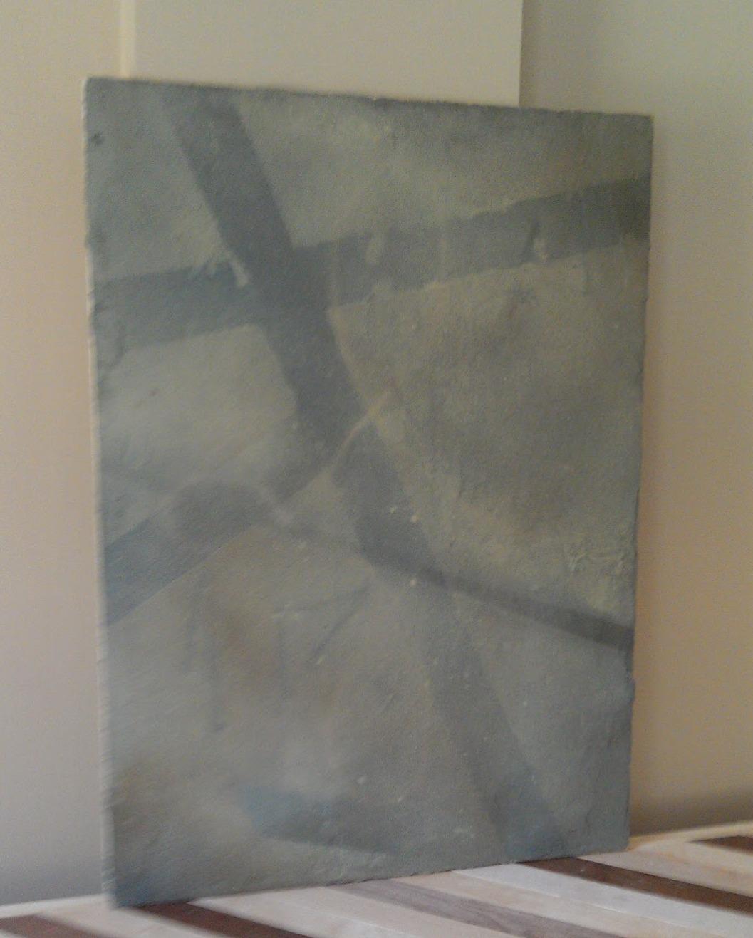 diy concrete wall art dave and kelly davis
